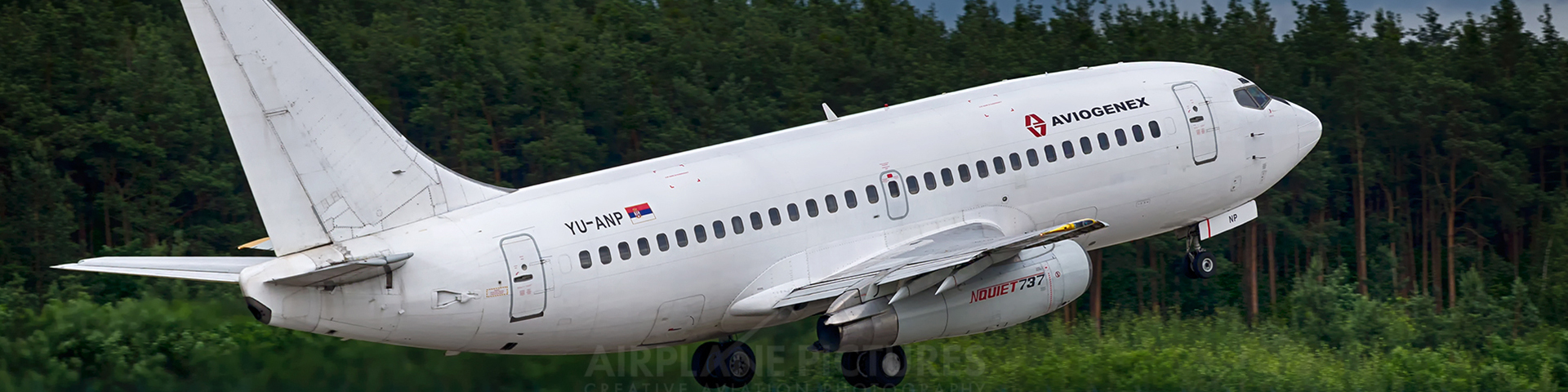 7371 - Boeing 737-300 VIP/500 VIP Private Jet