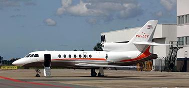 Dassault Falcon 50 50EX - Private Jet Guide