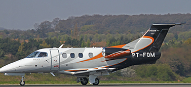 Embraer Phenom 100 - Private Jet Guide