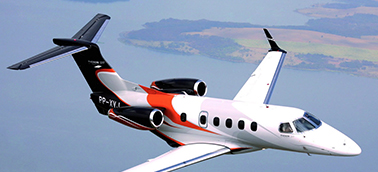 Embraer Phenom 300 - Private Jet Guide