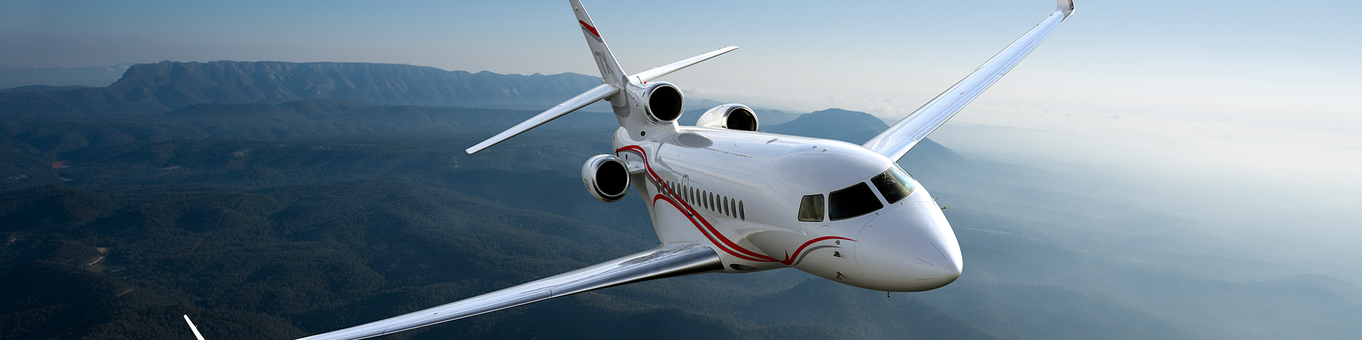 Falcon7X1 - Falcon 7X Private Jet