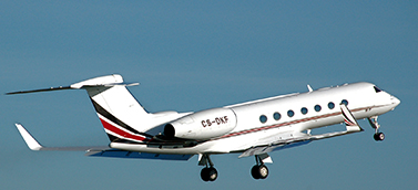 Gulfstream G550 - Private Jet Guide