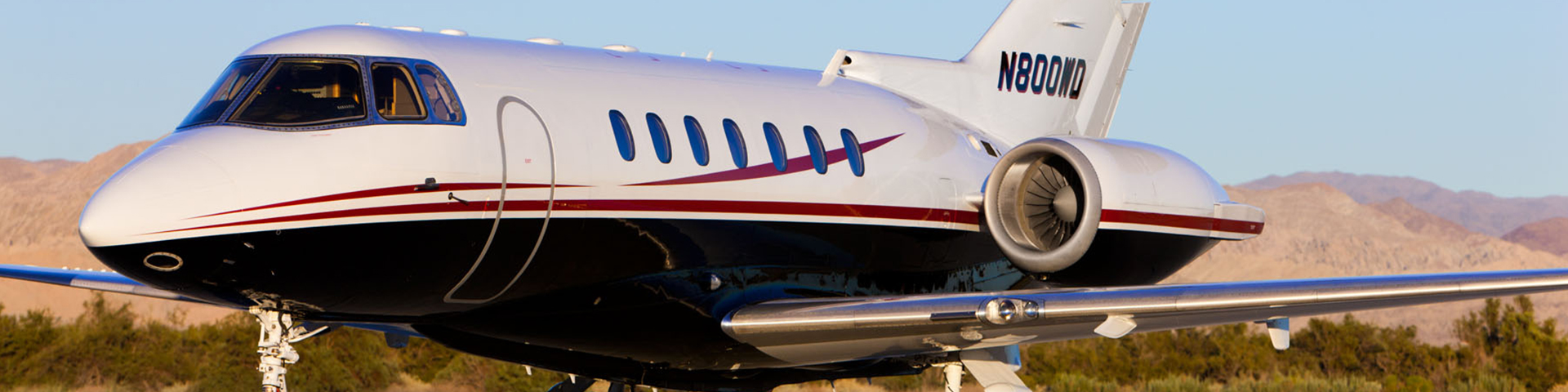 Hawker 10001 - Hawker 1000 Private Jet
