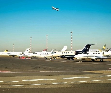 Banner - 7 Myths About Private Jet Charter