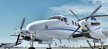 Beechcraft king Air 200 3501 - Private Jet Guide