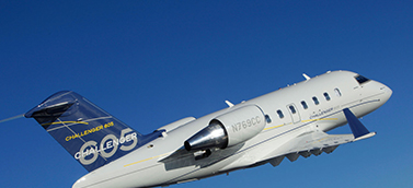 Bombardier Challenger 604 605 - Private Jet Guide