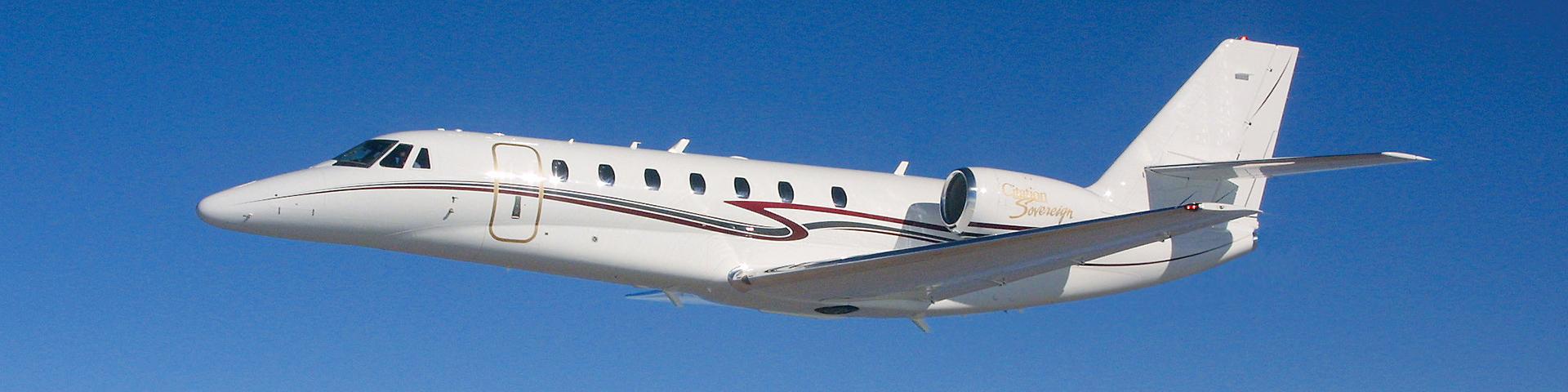 Cessna Citation Sovereign11 - Citation Sovereign Private Jet