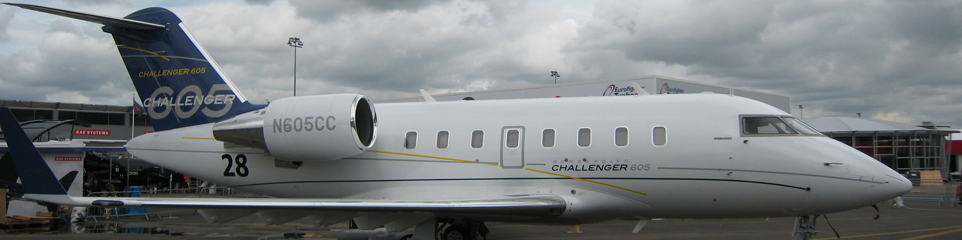 Challenger 6051 - Challenger 604/605 Private Jet