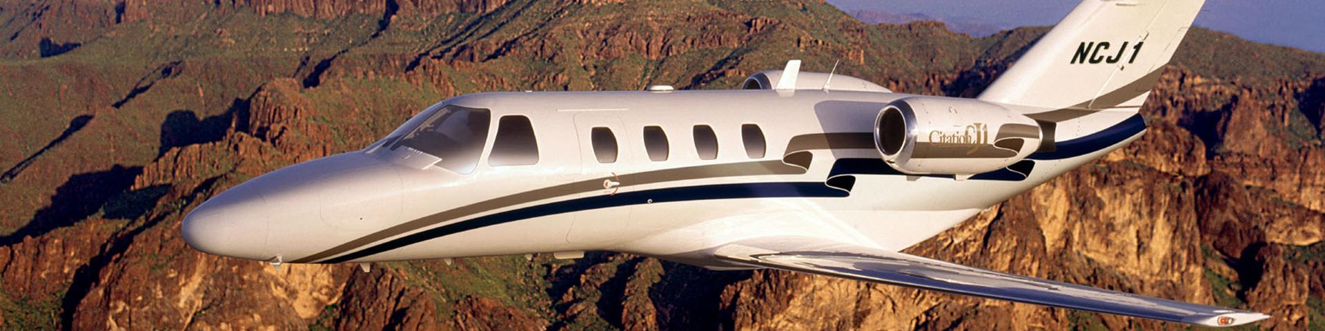 Citation CJ11 - Citation CJ1 Private Jet