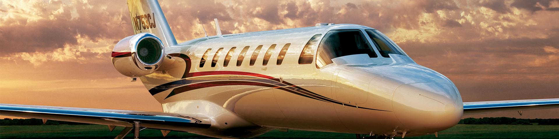 Citation CJ31 - Citation CJ3 Private Jet