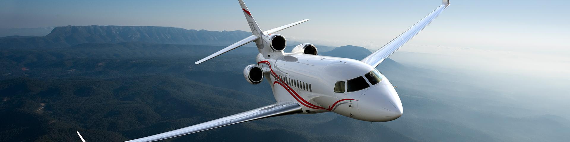 Falcon7X1 - Falcon 7X Private Jet