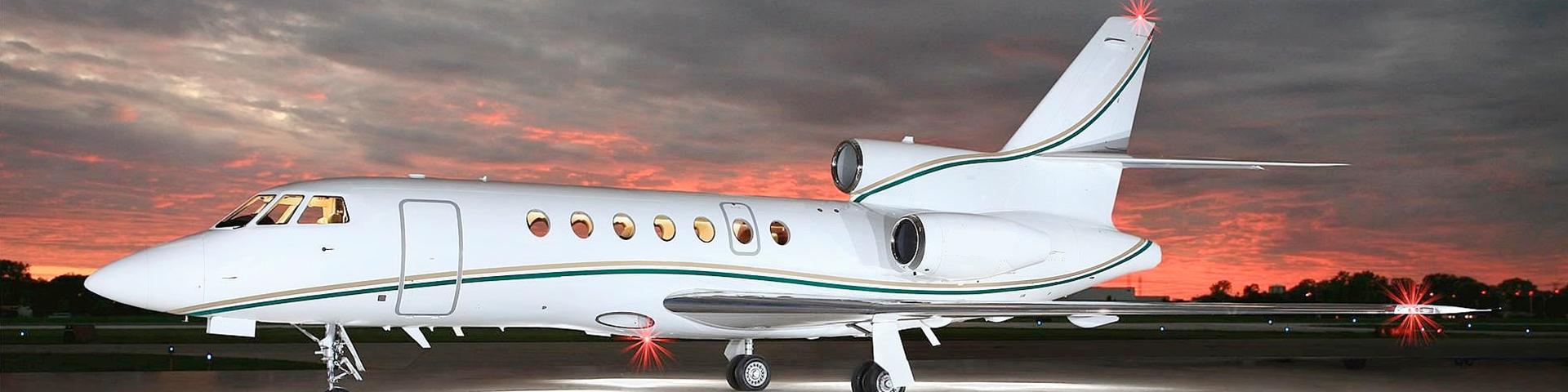 Falcon 50EX ext1 - Falcon 50 / 50EX Private Jet