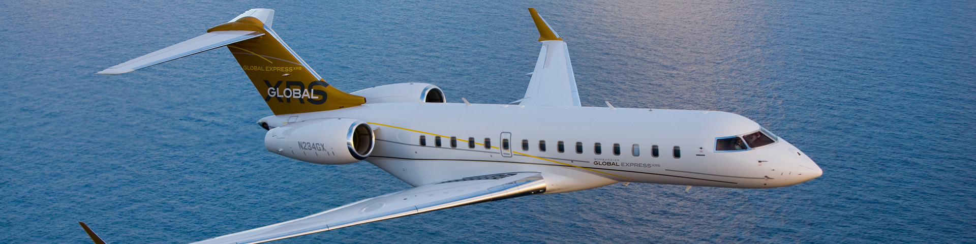Global Express Exterior 11 - Global Express Private Jet