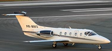 Hawker Beechcraft 400 XP - Private Jet Guide