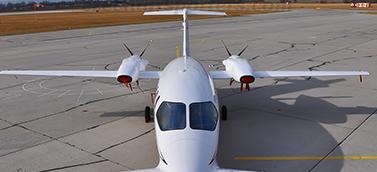 Piaggio Avanti II - Private Jet Guide