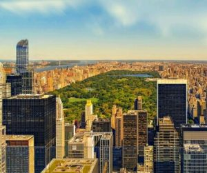 New York 460x385 300x251 - 7 of the Most Popular Private Jet Destinations