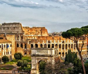 Rome 460x385 300x251 - 7 of the Most Popular Private Jet Destinations