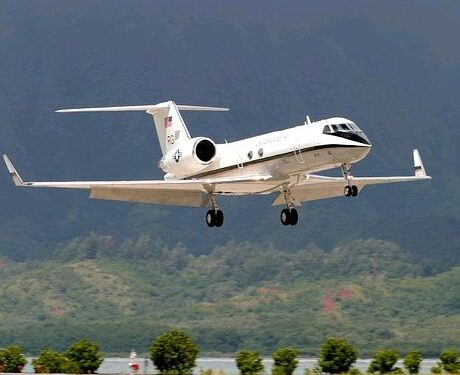 gulfstream 460x375 - 5 Reasons that Chartering a Jet for Business Travel is Better