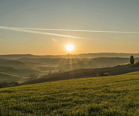 tuscany 1341489 640 crop 460x385 - 6 Luxurious Holiday Resorts With Private Airstrips