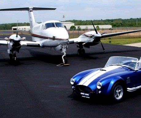 Rich and Famous - 7 Myths About Private Jet Charter